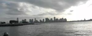 Panorama of NYC