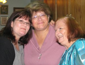 My Aunt, Mother, and Grani