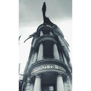 Gringotts Bank Wizarding World of Harry Potter